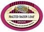 Organic Malted Raisin Loaf