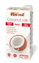 Organic Coconut Milk - Nature sugar-free