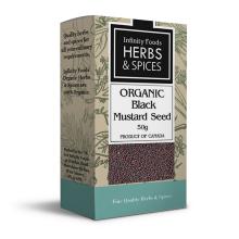 Organic Black Mustard Seed