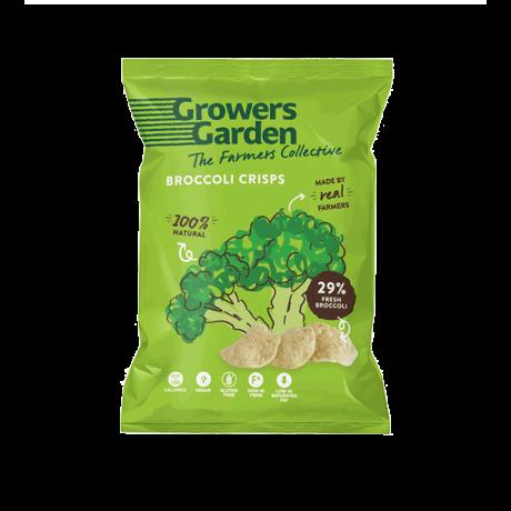 Broccoli Crisps - lge (not organic)