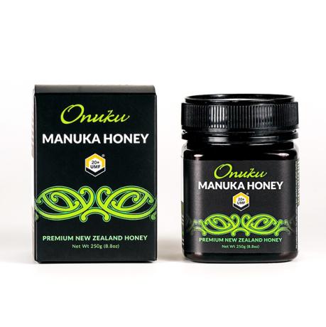 20+ UMF Manuka Honey - single jar - sml