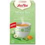 Organic White Tea with Aloe Vera