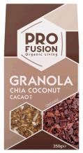 Organic Granola - Chia, Cacao Nib & Coconut