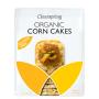 Organic Corn Cakes - salted