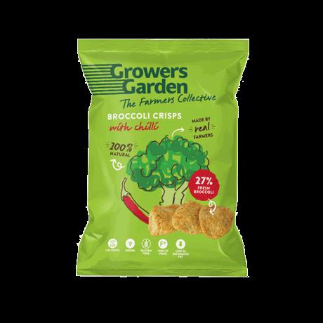 Broccoli with Chilli Crisps - sml (not organic)