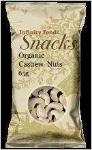 Organic Cashews - whole