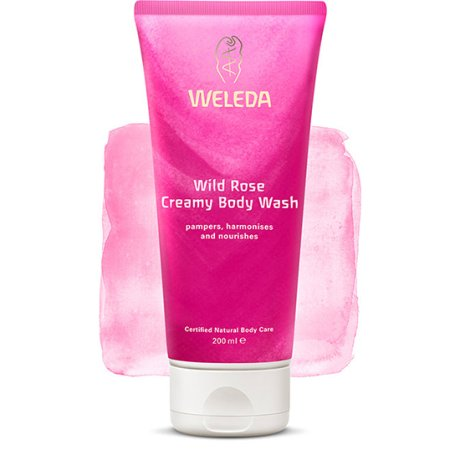 Wild Rose Creamy Body Wash