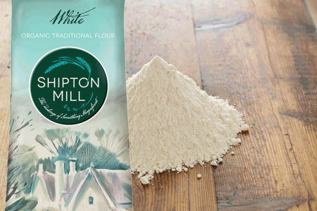 Organic Traditional White Flour