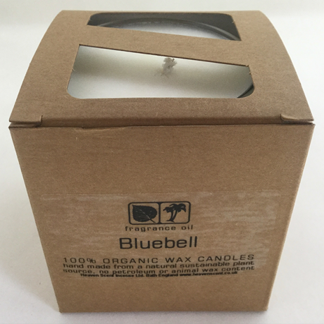 Bluebell 20cl Aromapot Candle - single