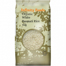 Organic White Basmati - Indian