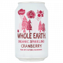 Organic Cranberry - cans