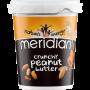 Organic Peanut Butter Crunchy 100% - tub