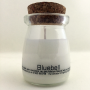 Bluebell - Milk Pudding Style Glass Jar
