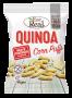 Quinoa Puff White Cheddar