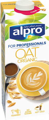 Organic Oat Drink 'For Professionals'