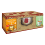 Organic Yogi Tea Cup Gift pack - 1 cup 2 pkt tea