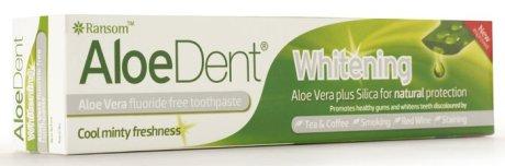Whitening Toothpaste - fluoride-free