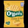 Organic Cheese & Herb Corn Puffs