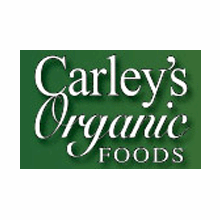 Carley's Organic Foods no added salt or sugar