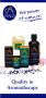Aromatherapy pos leaflet