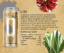 Organic Lite - Sparkling Energy Fruit Drink