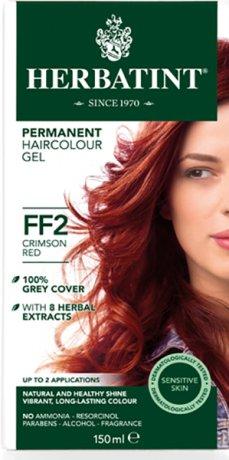 FF2 - Crimson Red - Hair Colour