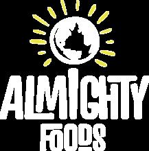 Almighty Foods Organic Vegan Botanical Nut Butter