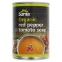 Organic Red Pepper & Tomato Soup
