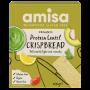 Organic Protein Lentil Crispbread