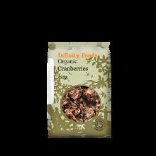 Organic Cranberries with Apple Juice