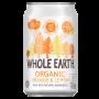 Organic Orange/Lemon - cans
