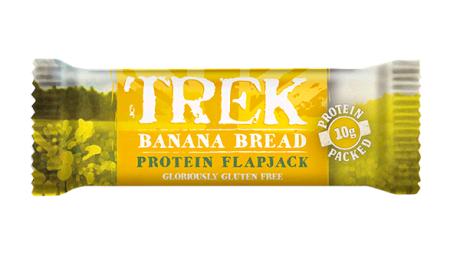 Banana Bread Protein Flapjack