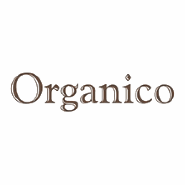 Organico single variety extra virgin olive oil in glass