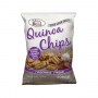 Sundried Tomato & Roast Garlic Quinoa Chips