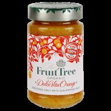 Organic DolceVita Orange 100% Fruit Spread