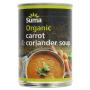 Organic Carrot & Coriander Soup