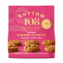 Organic Ooh-La-La Almond Biscotti sharing Tea Biscuits