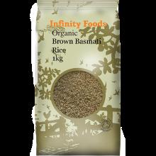 Organic Brown Basmati