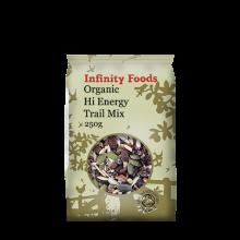 Organic Goji Berry Hi Energy Trail Mix