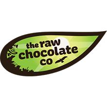 The Raw Chocolate Co.  Fair Trade  sugar, dairy & Gluten free