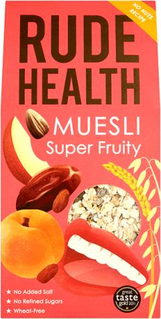 Super Fruity Muesli