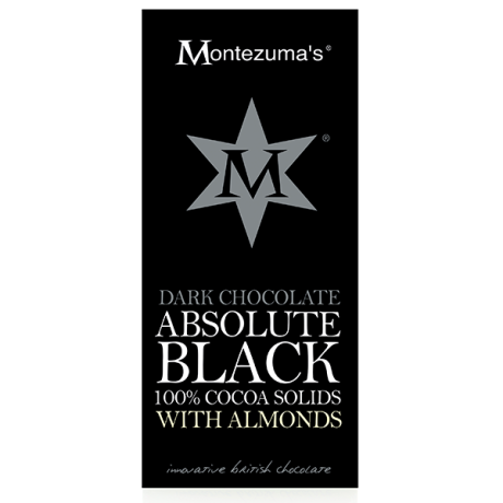 Absolute Black with Almonds - 100%