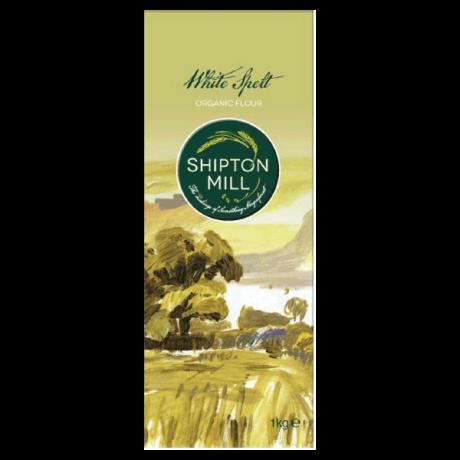 Organic Spelt Flour White - New!