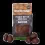 Absolute Black Peanut Butter Mini Eggs Bag - vegan
