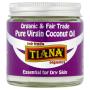Organic Pure Virgin Coconut Oil Moisturiser (single jar)