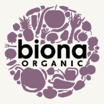 Biona coated fruit & nuts & treats