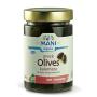 Organic Kalamata Olives in e.v. Olive Oil