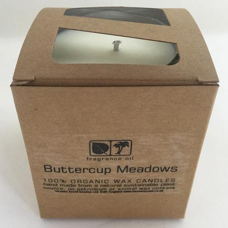 Buttercup Meadows 20cl Aromapot Candle - single