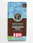Organic Milk Chocolate 38% (contains hazelnut)