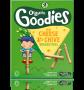 Organic Cheese & Chive Breadsticks